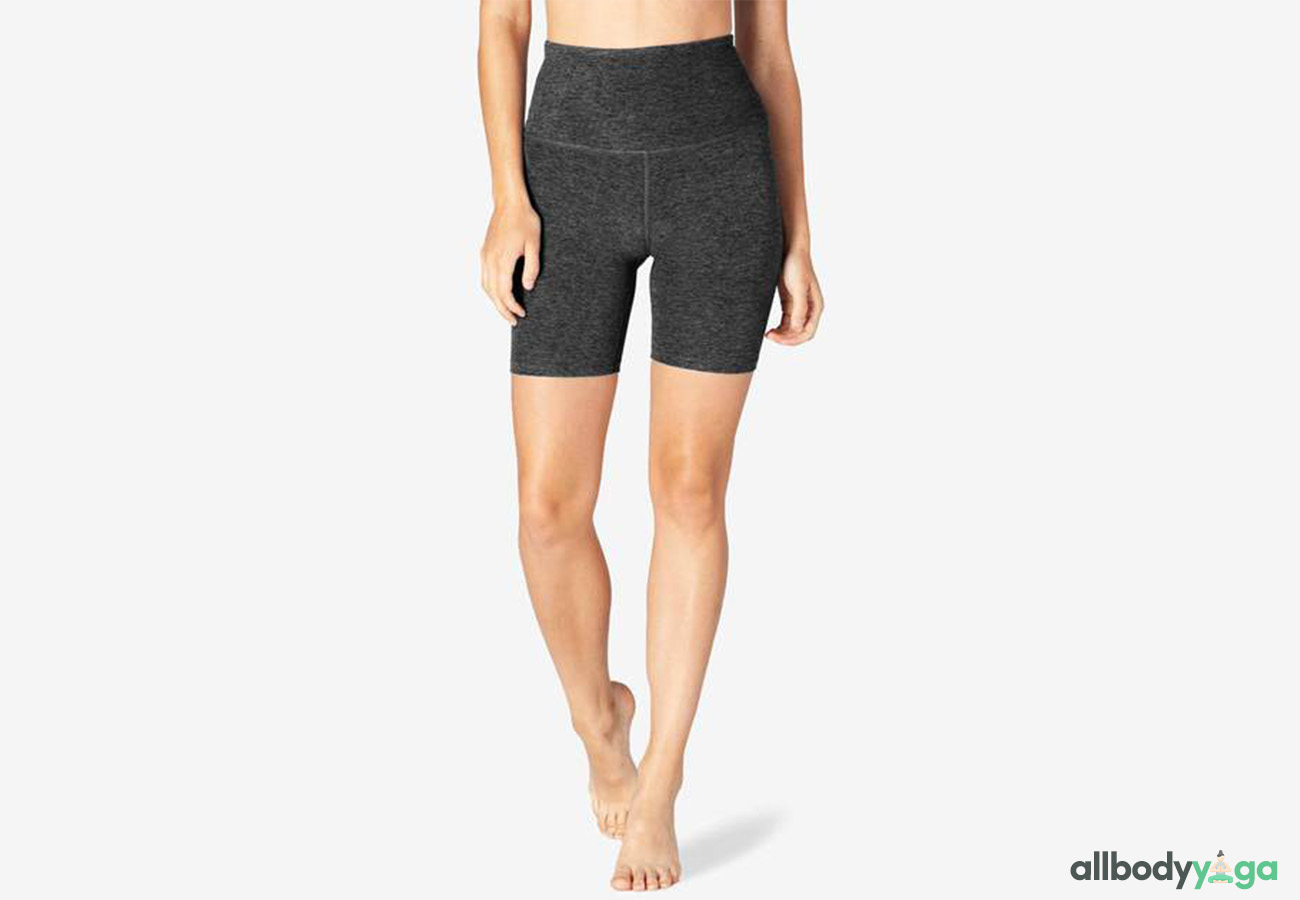 Beyond Yoga Women's Spacedye High Waisted Biker Shorts