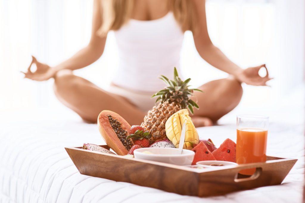 Yoga diet explained
