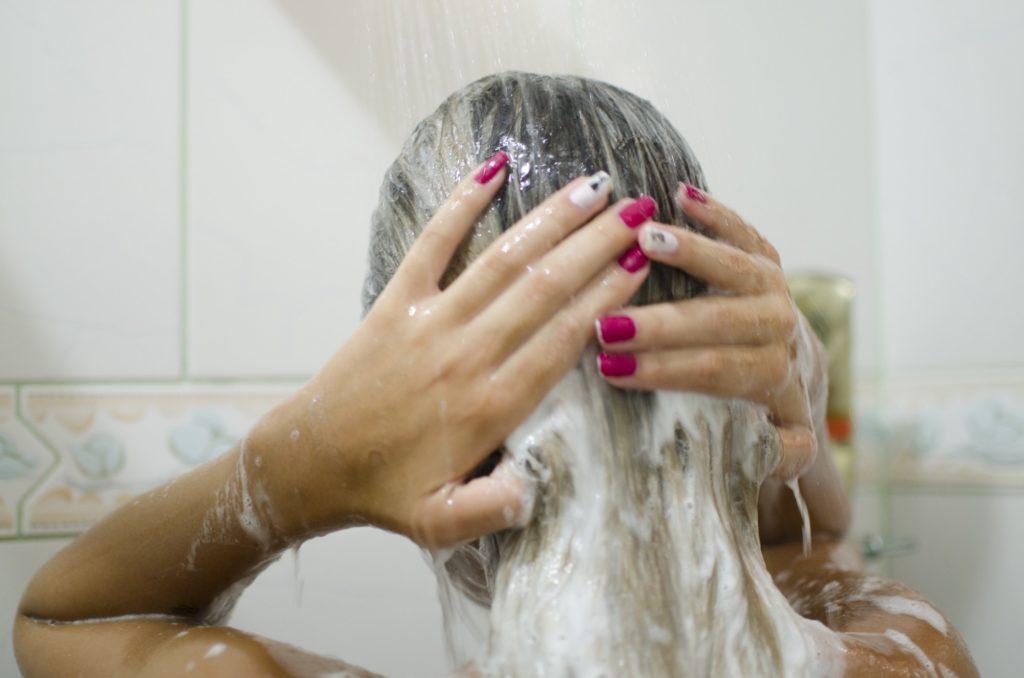 Washing Your Hair At Night