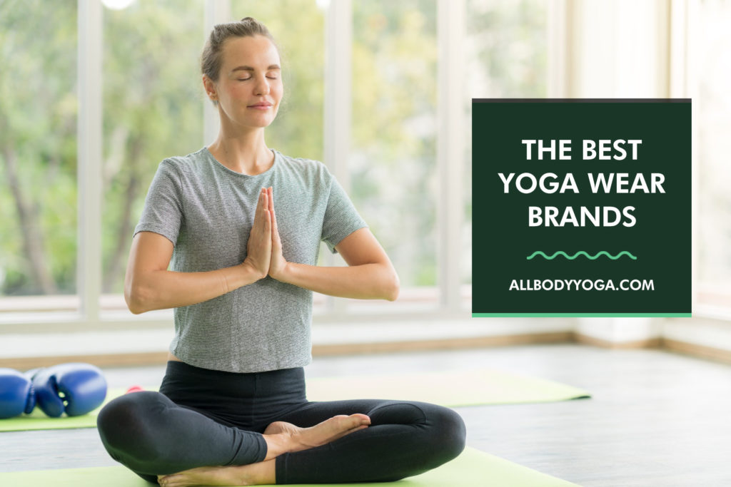 The Best Yoga Wear Brands
